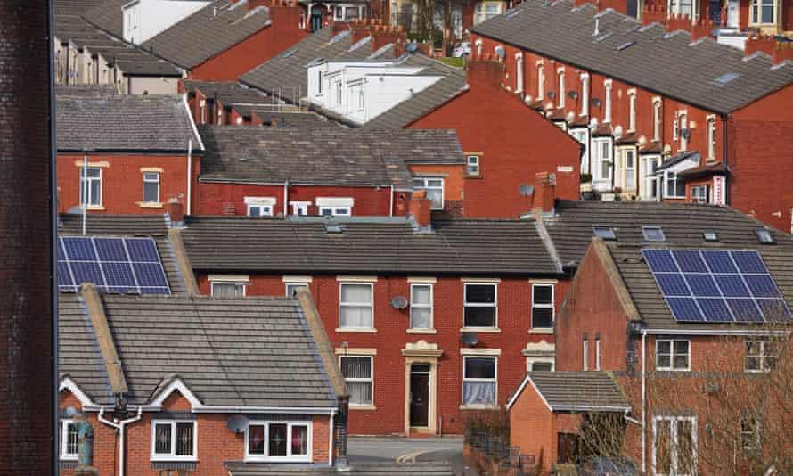 Property value has risen steadily in Blackburn.