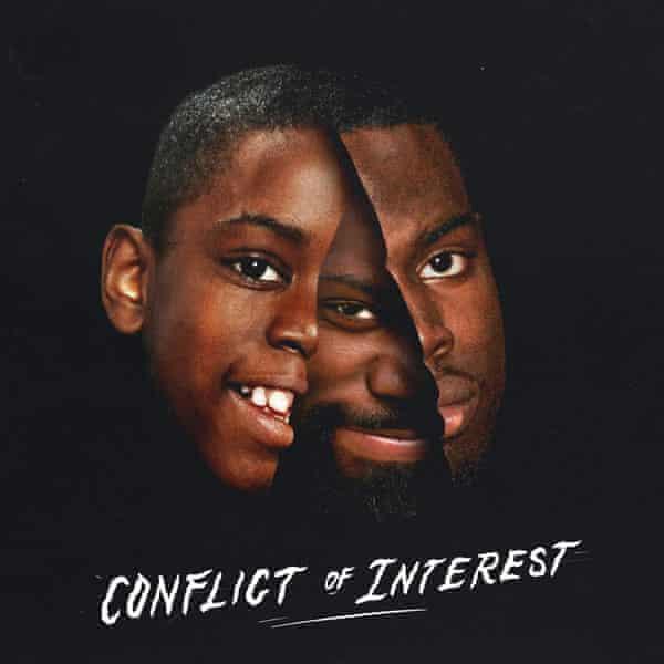 Ghetts: Conflict of Interest album cover