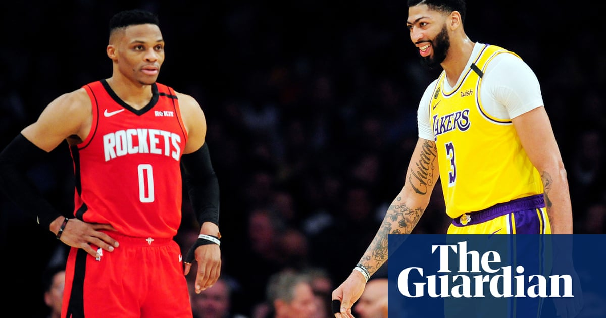 Rockets and Wizards trade Westbrook and Wall as Davis nears $190m Lakers deal