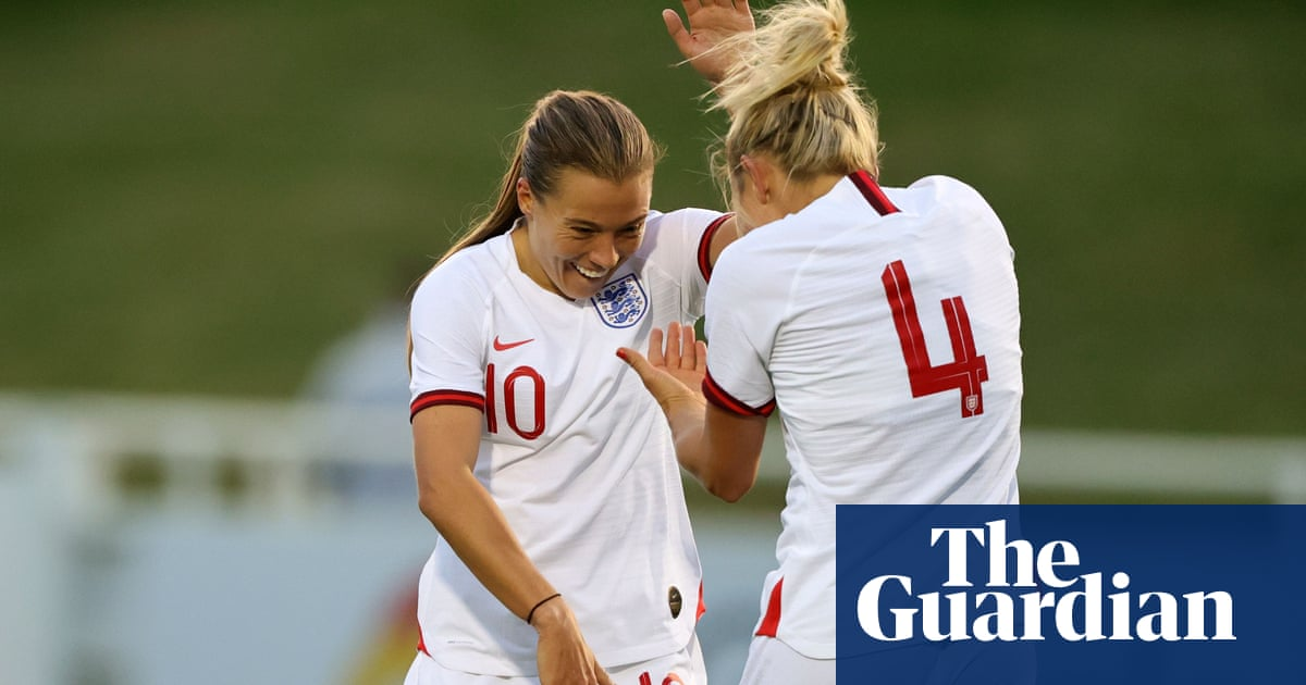 Ive come back smiling: Chelseas Fran Kirby delights Phil Neville on return