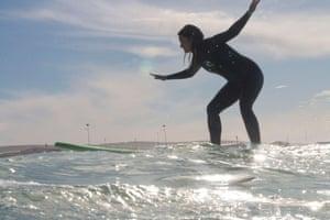 sarah marsh surfing