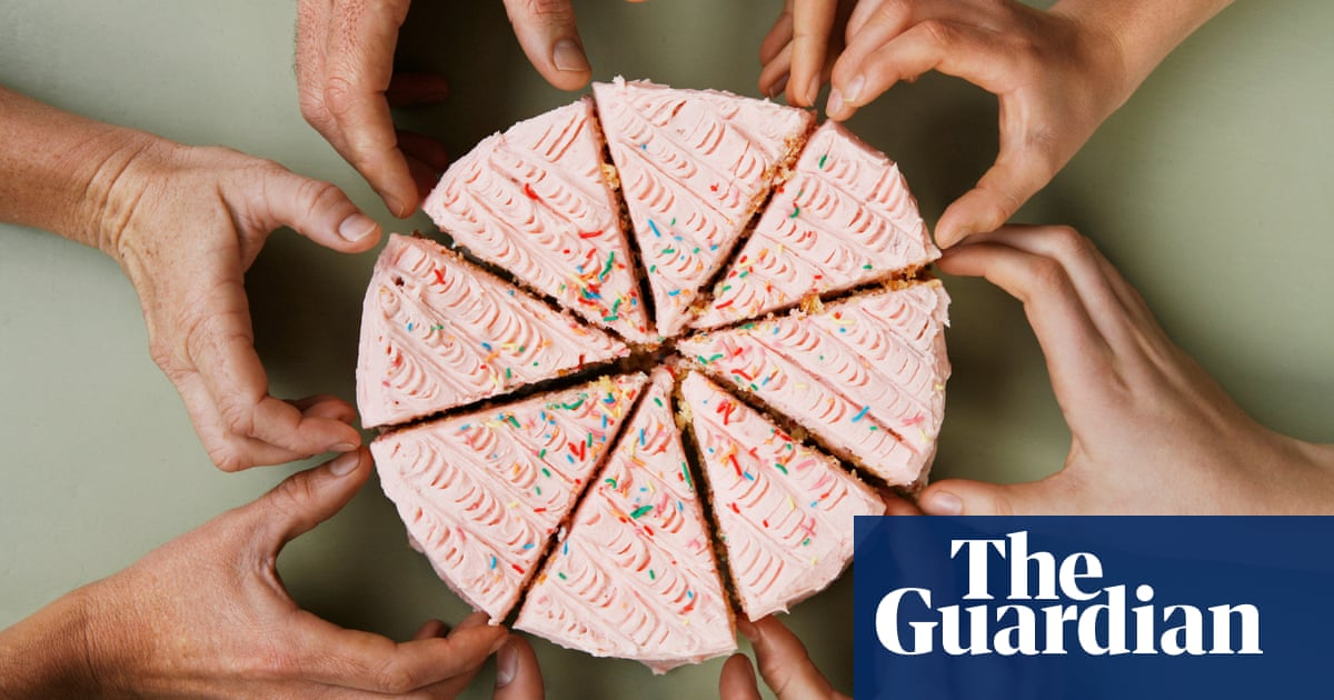 Did You Solve It Do You Cut Cake Correctly Science The Guardian