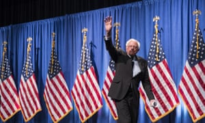 Sanders lays out his vision for America: finish what Franklin Roosevelt started