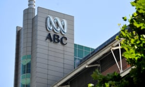 The ABC building in Sydney