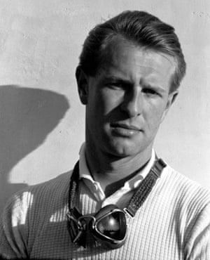 彼得·柯林斯于1956年4月参加雪城大奖赛。
