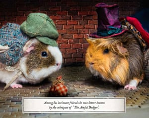 A scene from Bloomsbury's A Guinea Pig Oliver Twist