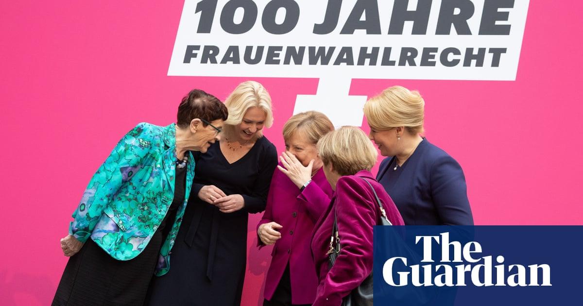 Politics and science need more women, says Angela Merkel
