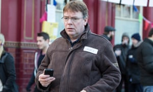 Ian Beale will buy a microscooter, then all will be lost … EastEnders should not move with the times.