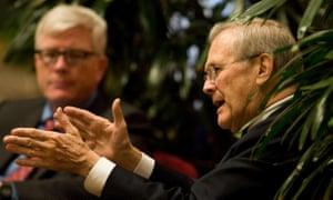 hugh hewitt donald rumsfeld