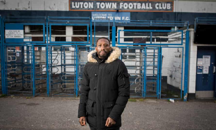Kay Prosper says he would love to fight for a world title at the Kenilworth Road stadium in his home town of Luton.