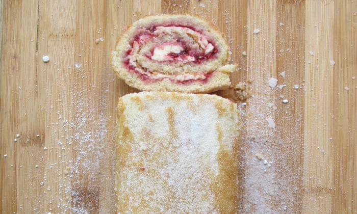 How to bake the perfect swiss roll | Food | The Guardian