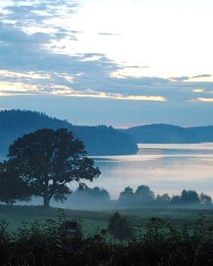 Morning views over Anfasterod Gardsvik