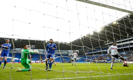 Ryan Sessegnon seals victory for dominant Fulham against Cardiff