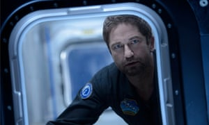 'The storm should be the star, not a fleeting sideshow from Gerard Butler's most determined efforts to emote' ... Geostorm.