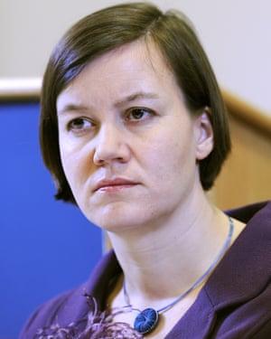 Meg Hillier.