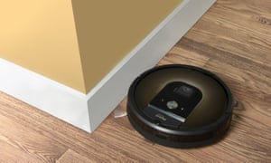 Roomba maker may share maps of users' homes with Google, Amazon or