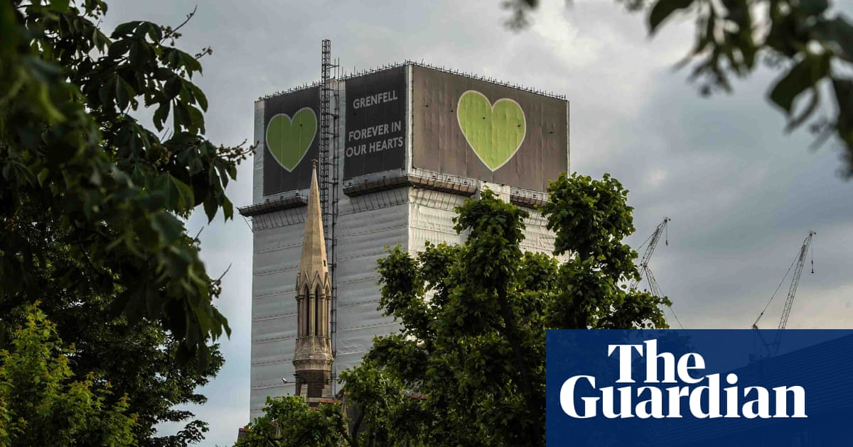 Former Grenfell management chief 'kept board in dark' over safety issues