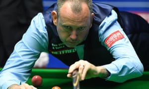 'I've been having all this nonsense all season really and this morning was the last straw,' said Mark Williams after his win on Saturday.