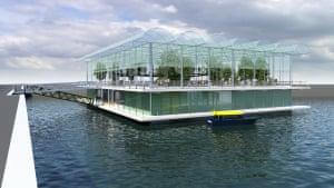 Floating Farm, Rotterdam, Netherlands – opening 2019