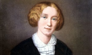 Portrait of Mary Ann Evans, 1850.