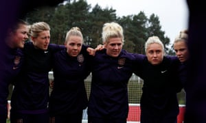England players during training on Thursday.