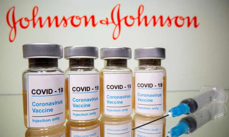 The Johnson & Johnson Covid vaccine can be stored in normal refrigerators