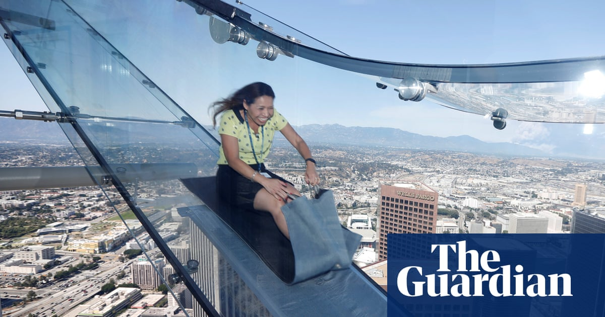 From the highest slide to the narrowest street: the record-breaking cities quiz