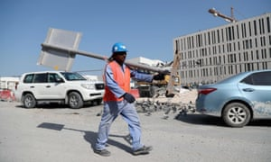 Ever since being chosen as the 2022 World Cup host, Qatar's labour laws have been internationally condemned.