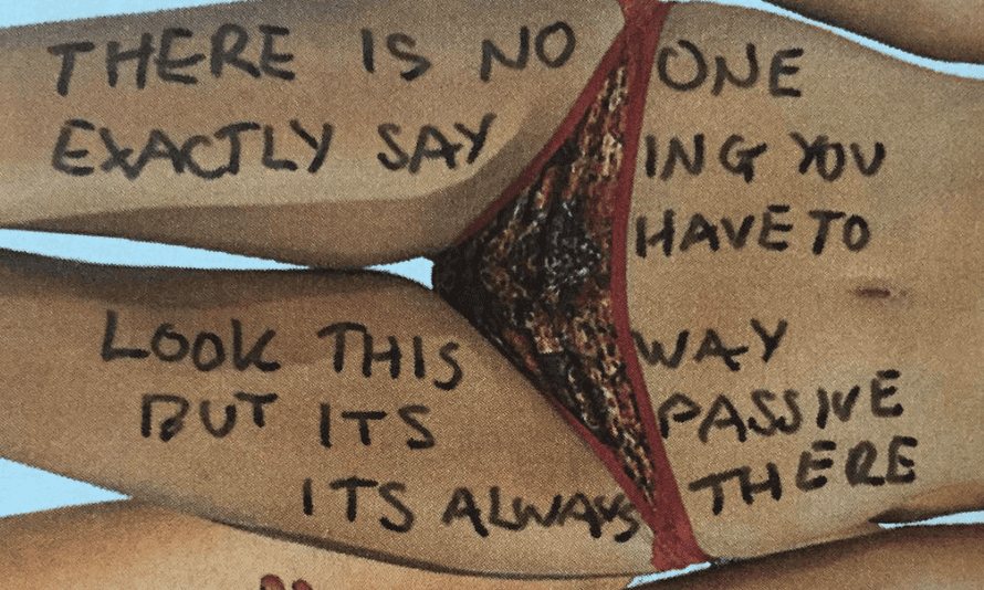 An image from the That's What She Said project