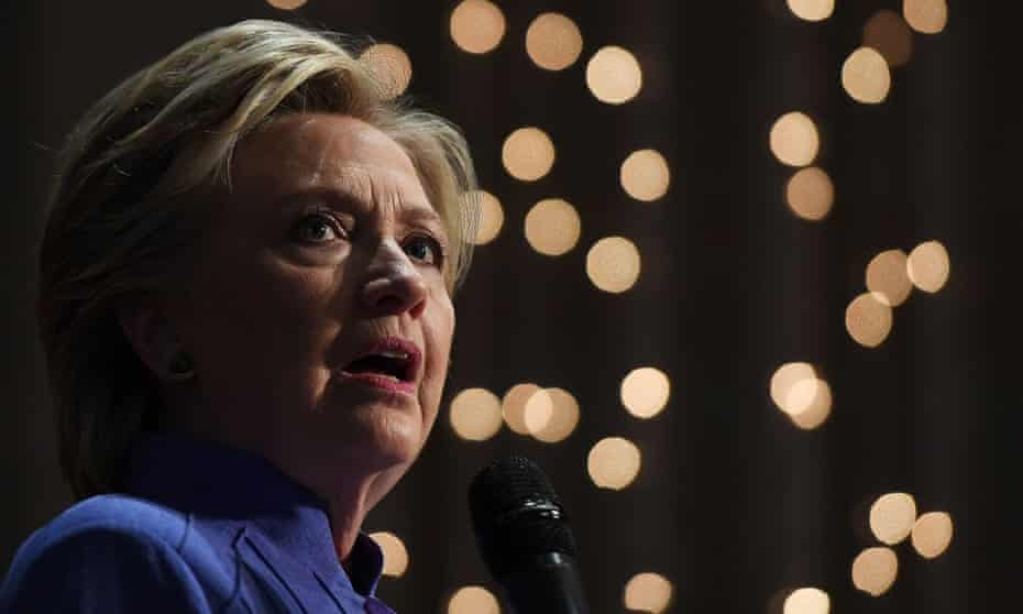 'About a third of likely voters say they are less likely to support Clinton given FBI director James Comey's disclosure,' a pollster said.