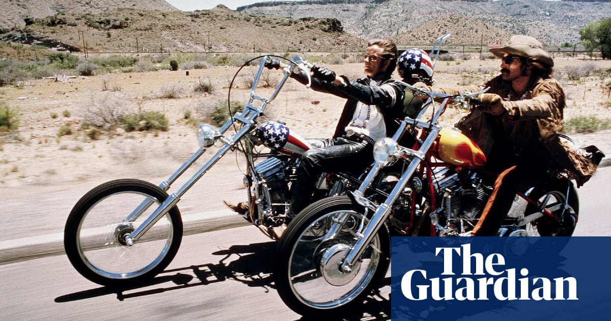 Easy Rider at 50: how the rebellious road movie shook up the system