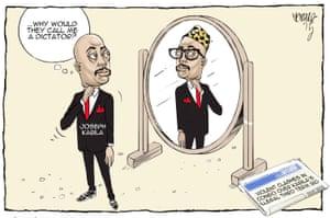 Victor Ndula cartoon