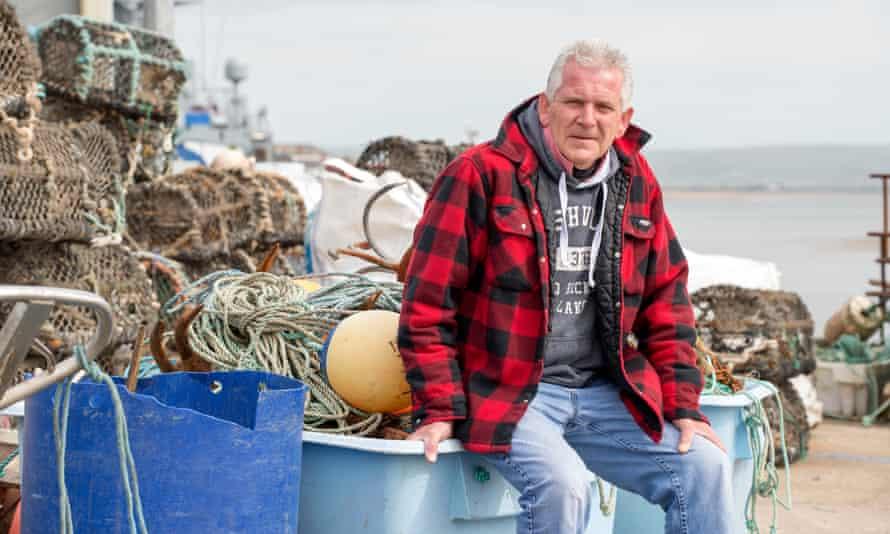 Tony Rutherford, chief executive of North Devon Fishermen's Association.