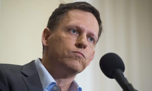 Peter Thiel 'has become a national figure' at risk of political backlash, says Nick Denton.