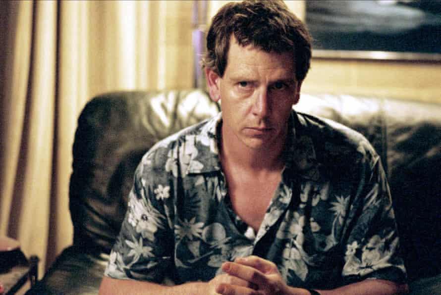 Mendelsohn as the psychopathic elder brother in the 2010 film Animal Kingdom
