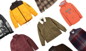 694fa578e3 Cover up: 50 of the best men's jackets | Fashion | The Guardian