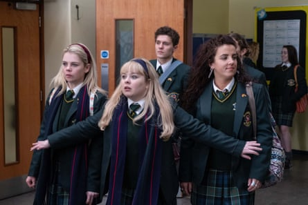 Derry Girls has been a global hit.