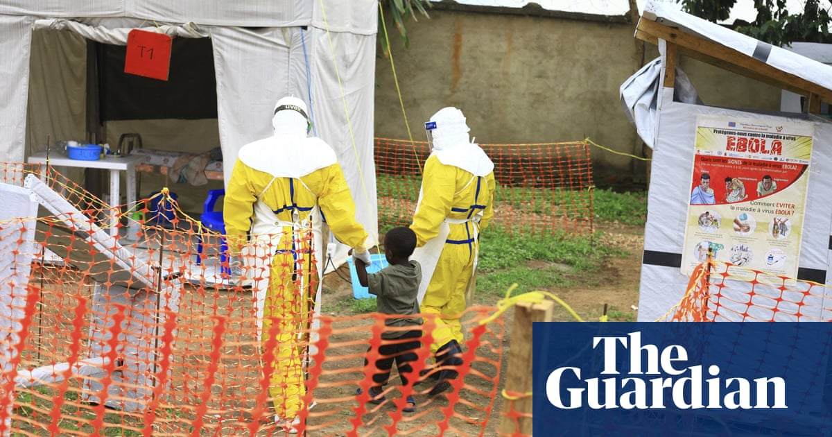 Congo Ebola outbreak at 'critical point' after attack on Red Cross staff