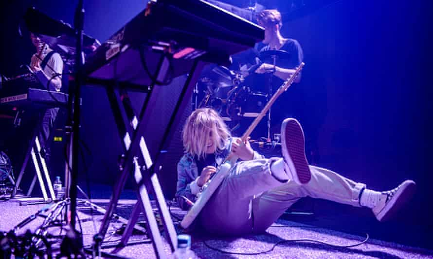 Shura performs at The Roundhouse, February 2016.