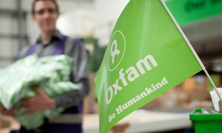 Oxfam is engulfed in a scandal over alleged sexual misconduct by its aid workers in Haiti.