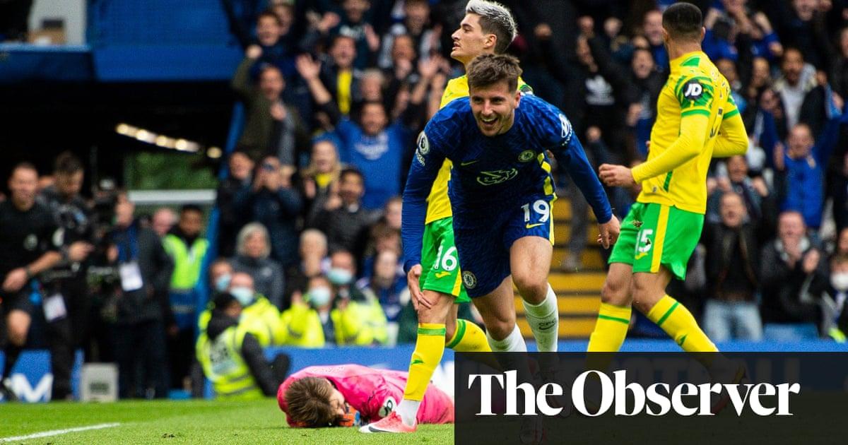 Mount scores hat-trick in Chelsea's seven-goal romp against Norwich