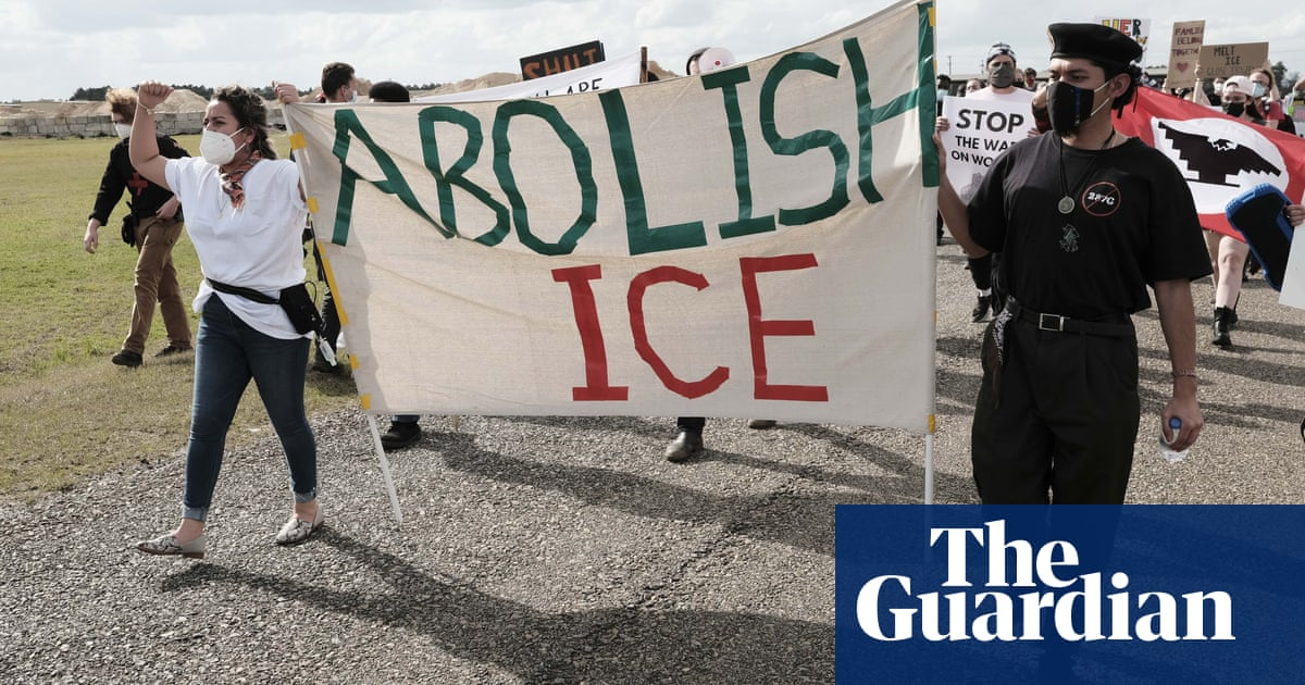 Ice transfers 30 New Jersey detainees to unknown location amid protests