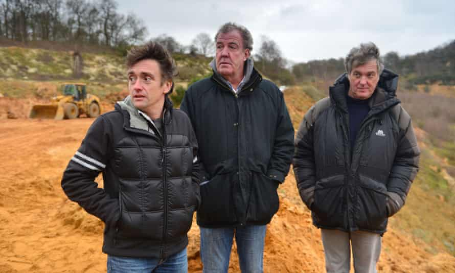 Richard Hammond, Jeremy Clarkson and James May are to launch DriveTribe, which they have compared to games website Twitch.