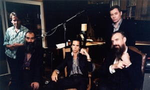 An instinctive howl … Nick Cave and the Bad Seeds