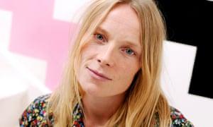 Luella Bartley: hired by Raf Simons at Calvin Klein.