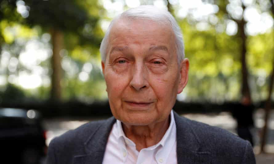 Frank Field, who chairs the work and pensions select committee