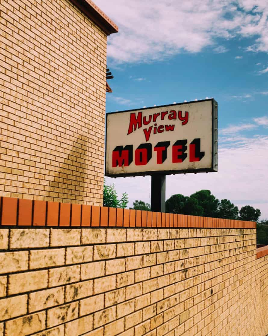 The Murray View motel.