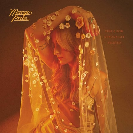 Margo Price: That's How Rumors Get Started album art work.