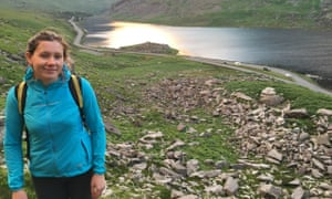 Catherine Williams is operations manager at Snowdonia-Active.