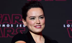 Daisy Ridley is to reprise her role as Rey in Star Wars: The Last Jedi.